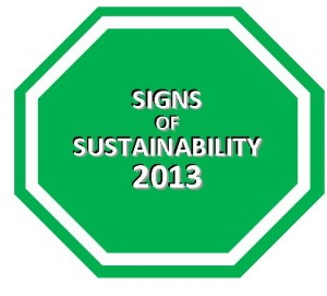 Signs of Sustainability 2013 icon