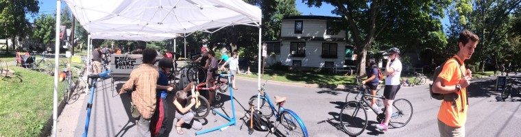 Friends Bike Clinic report photo 1