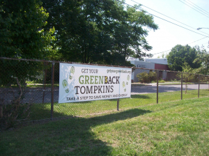 GREEN$BACK TOMPKINS Photo by John Edmiston Milich