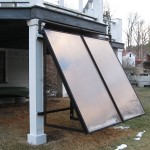 My Solar Hot Water Panels