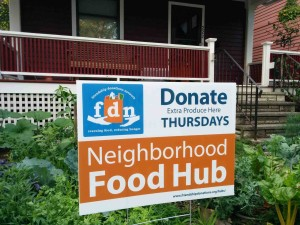 Neighborhood Food Hub