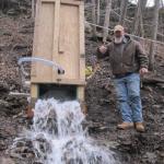 Madison County Oneida microhydro