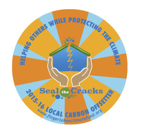 Seal the Cracks Campaign Badge