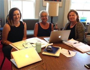 Sx Table Anna, Ellen, Kitty